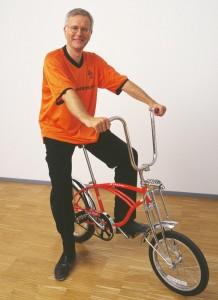 Harald Schmidt bei Radfieber 5