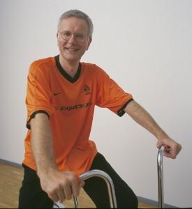 Harald Schmidt bei Radfieber 1