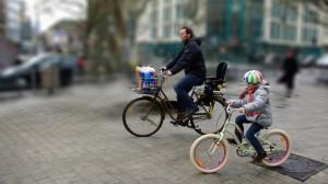 Kronan Classic und Electra Kinderrad im Alltagstest