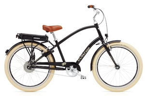 Electra Go E-Bike Pedelec für Frauen. Damenrad mit SRAM E-Matic Antrieb