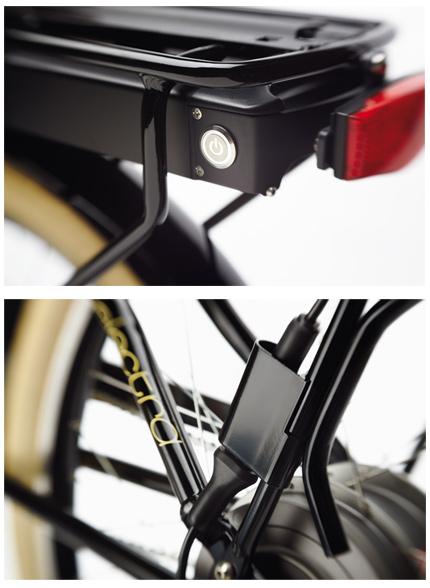 Hövding unsichtbarer Fahrradhelm mit Airbag