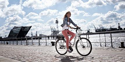 Stevens e-bikes bei Radfieber in Köln lieferbar