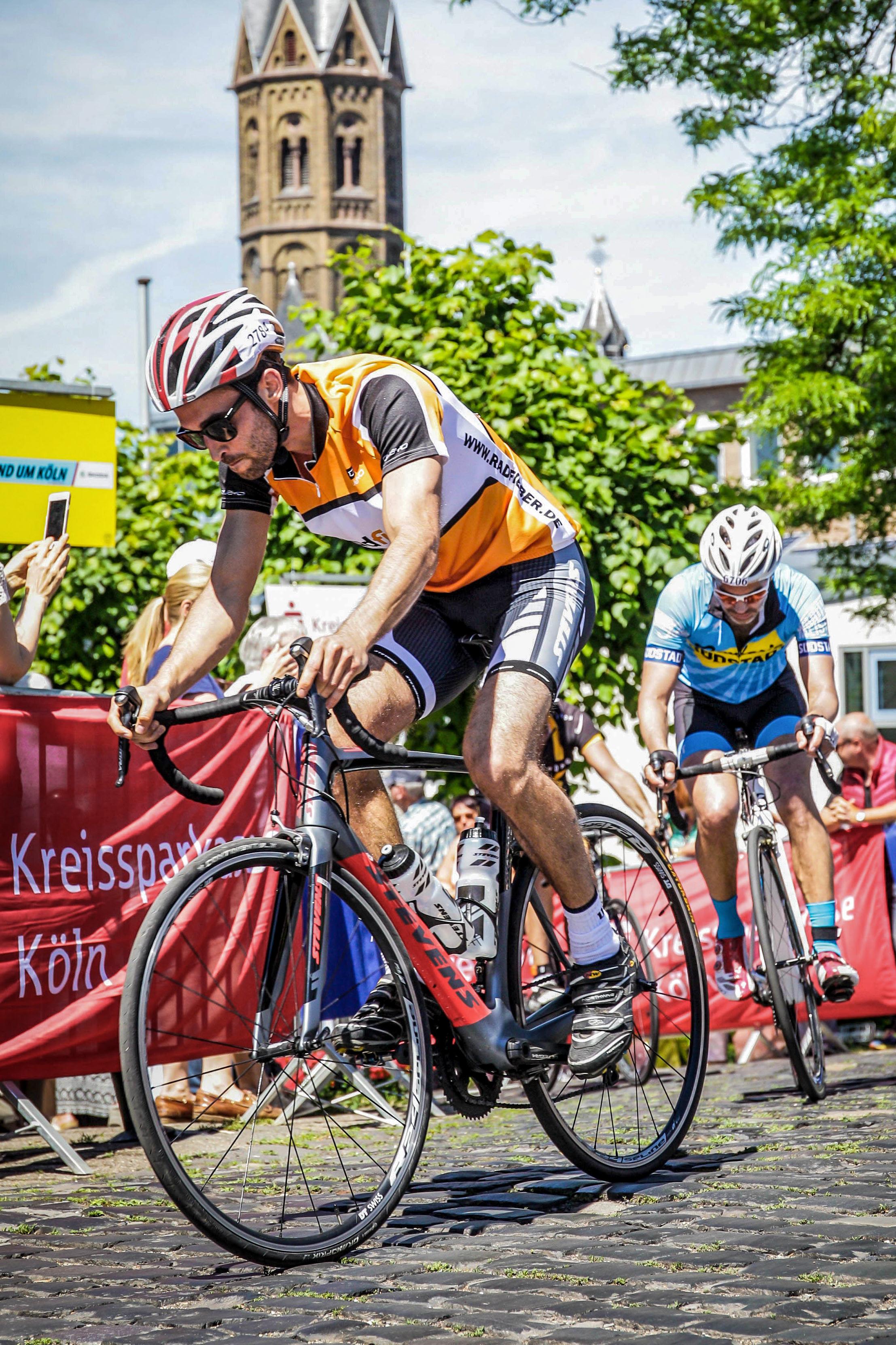 Team Radfieber aus Köln im Einsatz